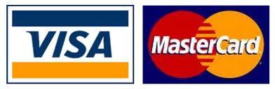 Visa master card kártyával fizethet