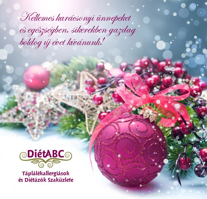 DietAbc karácsonyi kép