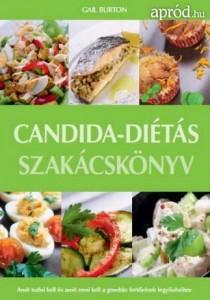candida diétás szakácskönyv