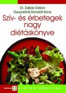 szív és érbetegek nagy diétás könyve