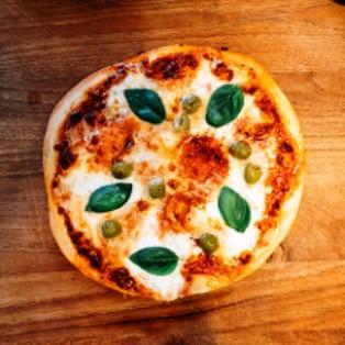 pizza gluténmentes