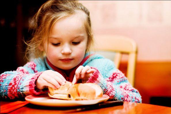gyerekek táplálkozása