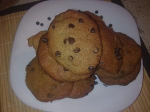 sürőtökös csokis keksz