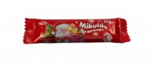microse mikulás csoki