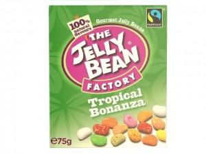 jelly bean trópusi