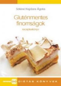 gluténmentes finomságok recepteskönyv