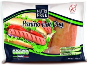 nutri free hot dog