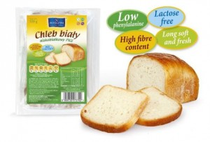 Bezgluten C321 Pku kenyér