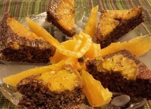 gluténmentes narancsos mákos sütemény