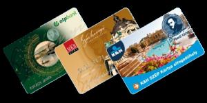 OTP, MKB, K&H Szép kártya