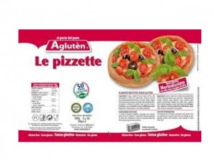 aglutén pizza
