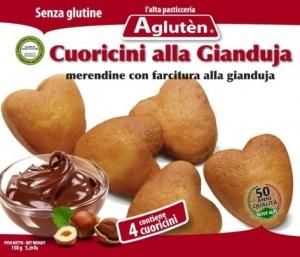 Aglutén gluténmentes termék kostoló