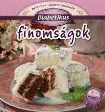 diabetikus finomságok könyv