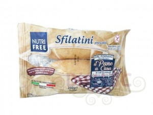 nutri free gluténmentes bagett