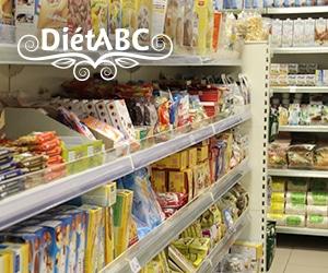 DiétABC táplálékallergia szakbolt