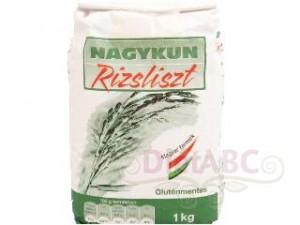 nagykun rizsliszt gluténmentes