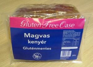 oase magvas kenyér gluténmentes