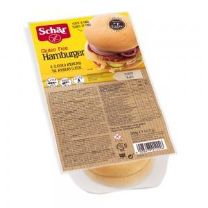 Schar gluténmentes hamburgerzsemle