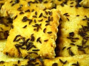 glutenno köménymagos keksz gluténmentes