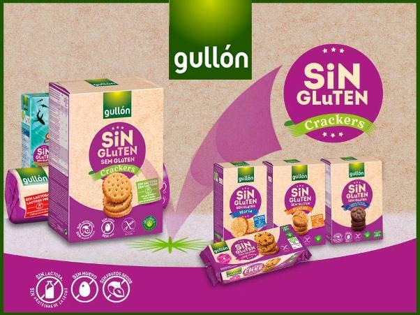gullon gluténmentes termékek