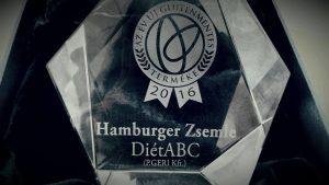az év gluténmentes terméke díj