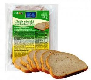 bezgluten pku kenyér